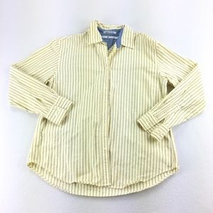Tommy Hilfiger Men's Button Up Shirt Size L K323
